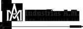 Ingeniería industrial y fabricación de utillajes – Industrias AM Logo