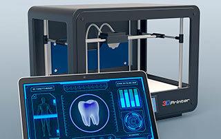 Logros de la impresión 3D de prototipos en Medicina